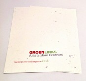A4 Flyer of Mailing groeipapier - A4 light